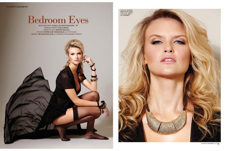 Elléments Magazine, December 2013