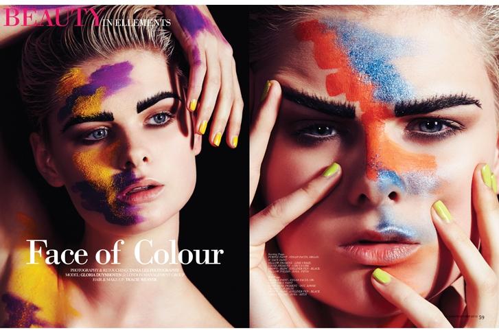 Elléments Magazine, October 2013